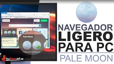 navegador ligero para pc