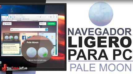 Navegador Ligero para PC, Descargar Pale Moon Ultima Versión