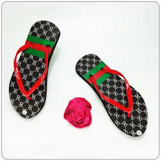sandal jepit chanel murah terbaru