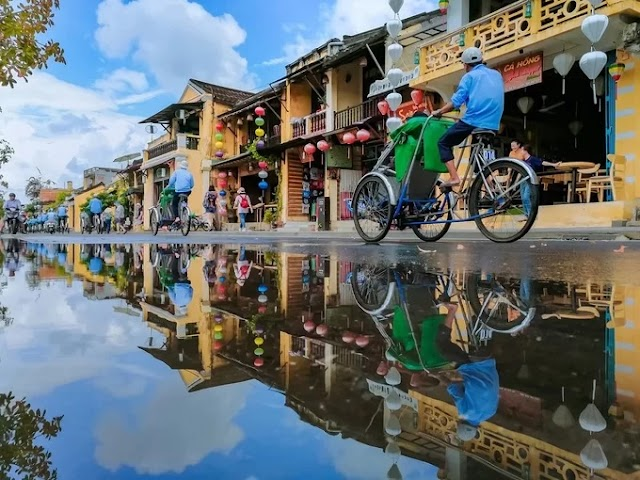 Vietnam is in the top 10 favorite destinations in the world