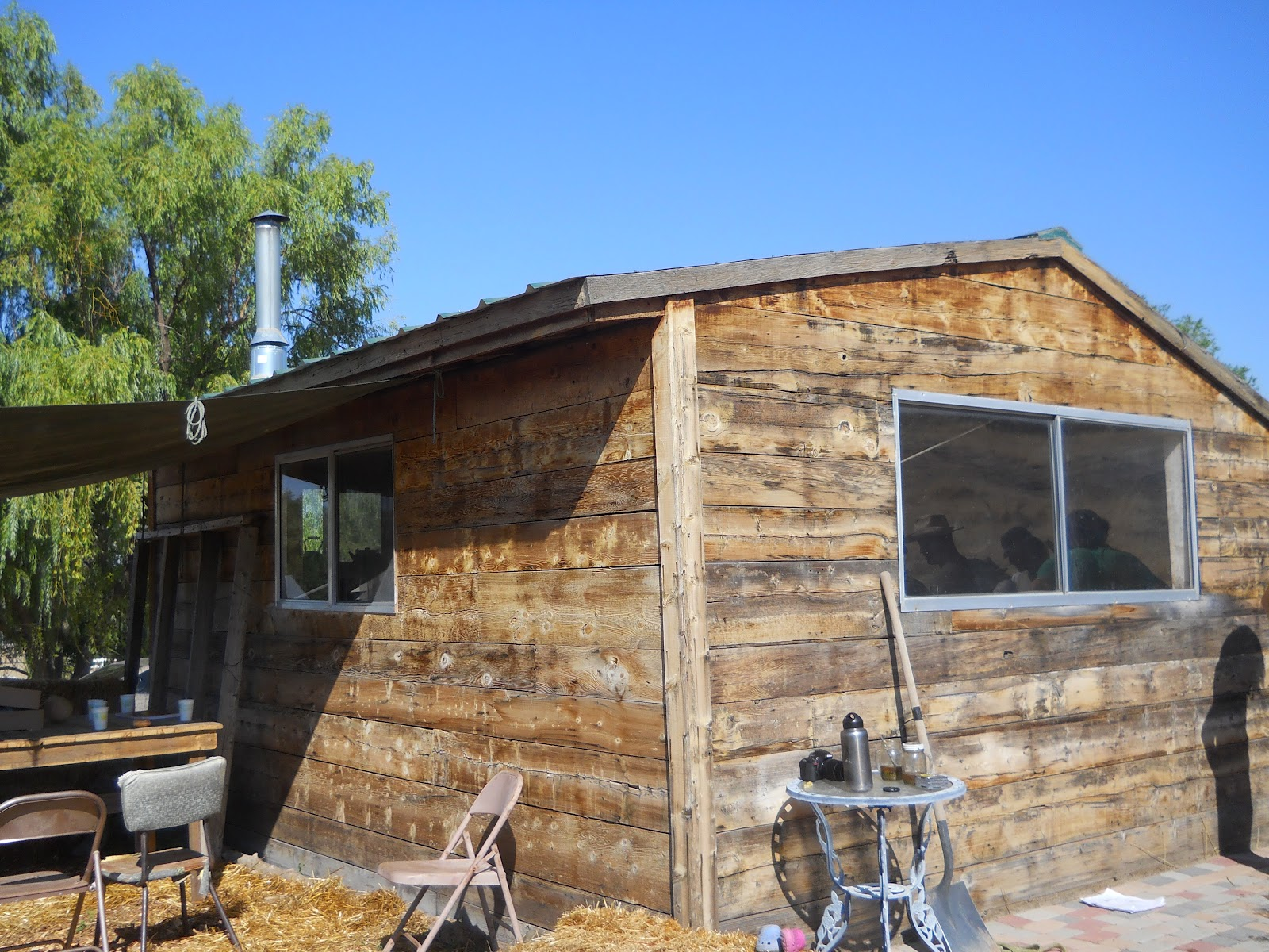 Dry Creek: An Experiment in Sustainable Living: Collective ...