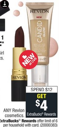 FREE Revlon Eye Shadow CVS Deal 1/12-1/18