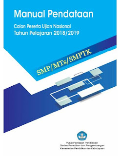Manual Pendataan Calon Peserta Ujian Nasional Tahun Pelajaran  Manual Pendataan Capesun 2019