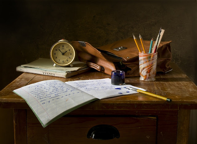 ABC Liste Schule, A-Z Schule, Dinge zur Schule, Seniorenarbeit, Demenz, Aktivierungsideen