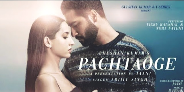 Pachtaoge Song Lyrics | Arijit Singh