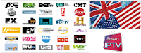 Sky UK BBC itv NBA TV MTV Hits KODI smart playlist