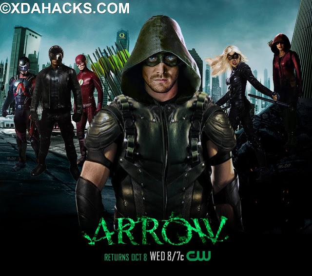 arrow all seasons download