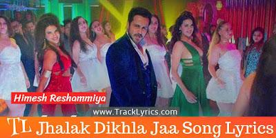 jhalak-dikhla-jaa-reloaded-song-lyrics