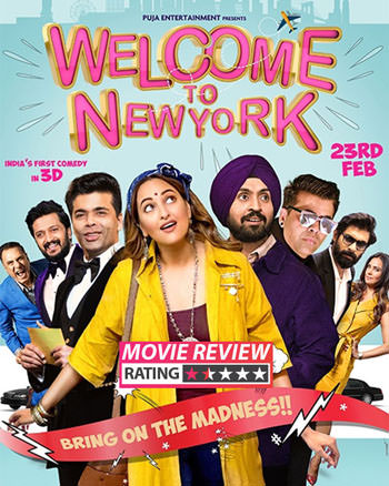 WELCOME TO NEW YORK 2018 Hindi