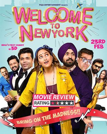 WELCOME TO NEW YORK 2018 Hindi