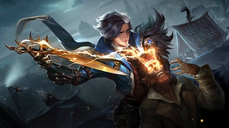 Release of Hero Assassins, Gussion's younger brother Mobile Legends