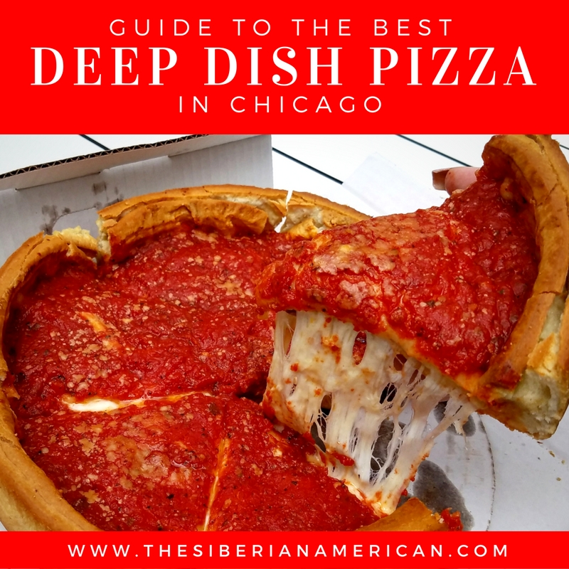 The Siberian American What Is The Best Deep Dish Pizza Place In