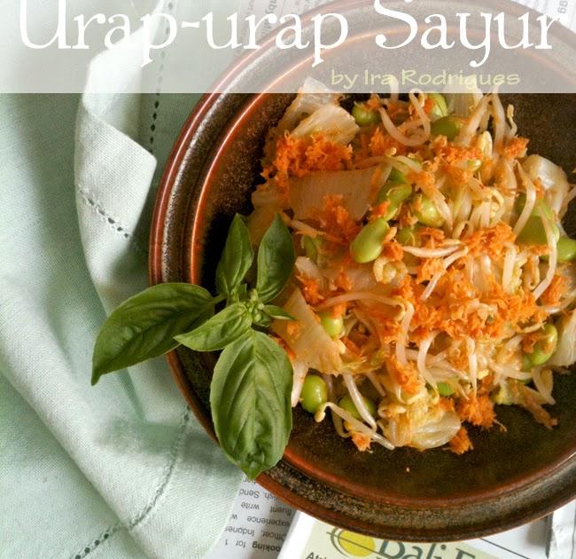 Urap Sayur Recipe
