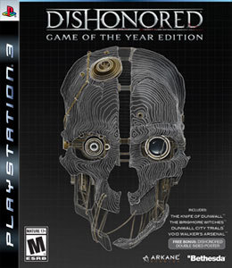 Dishonored Game of The Year Edition PS3 Torrent