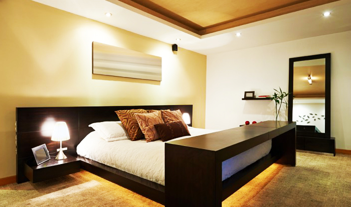 Pencahayaan yang baik memberikan kenyamanan dan kesehatan bagi tamu hotel