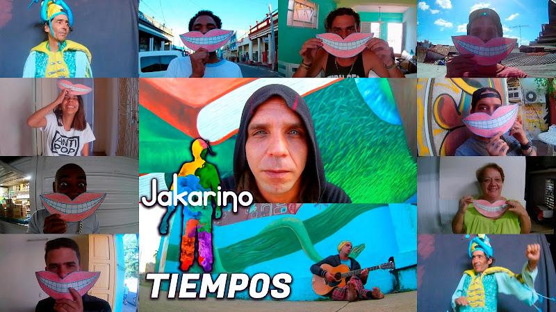 Jakarino - ¨Tiempos¨ - Videoclip - Director: Jakarino. Portal Del Vídeo Clip Cubano. Música cubana. CUBA.