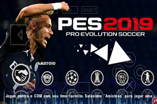 Download PES 2019 Chelito 19 ISO PPSSPP Texture + Savedata Update Kits & Transfers