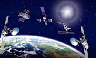 Ribuan Satelit yang Pernah Diterbangkan Manusia Ke Angkasa