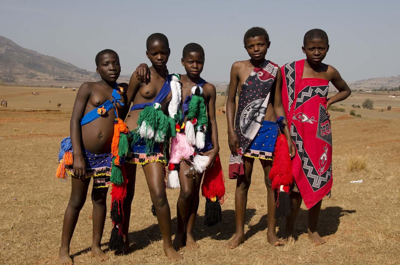 Swaziland babes