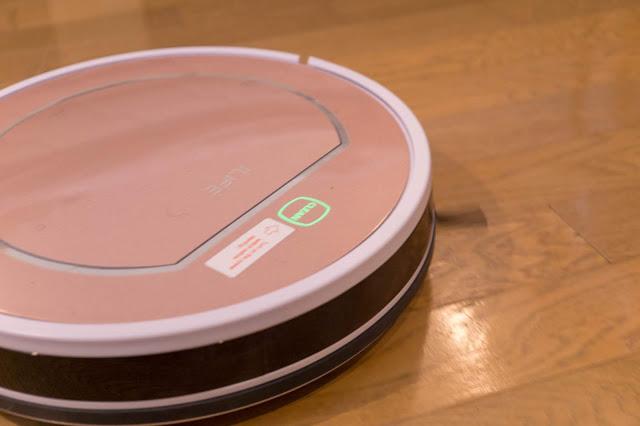 【ILIFE V7s Plus 】床のゴミをしっかりキャッチ。水拭きも対応で毎日きれいな床で朝を迎えるのにぴったりなロボット掃除機、ILIFE V7s Plus