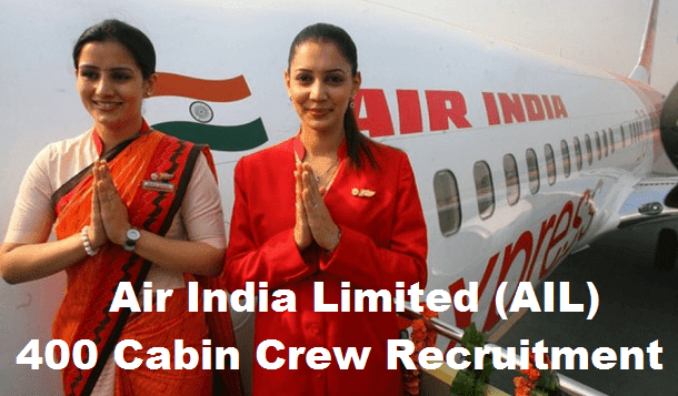 latest jobs, Air India Limited, AIL Recruitment, Cabin Crew Posts, Experienced Cabin Crew, Trainee Cabin Crew, Air India Jobs