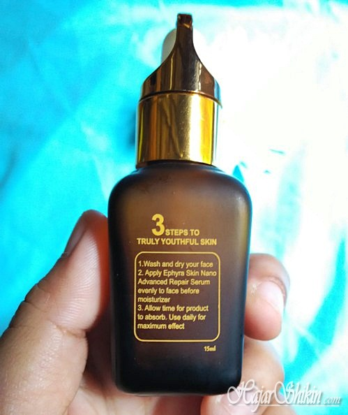 Ephyra Skin Nano Advanced Repair Serum