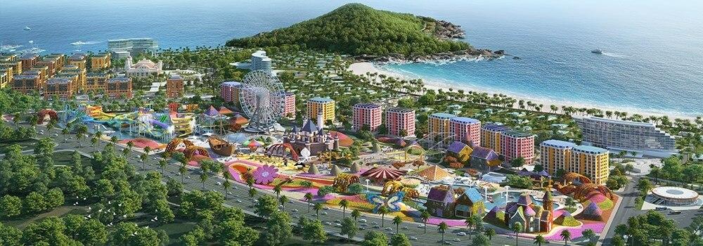 Wonder City Vân Phong Bay.