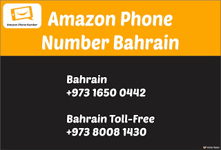 Amazon Phone Number Bahrain