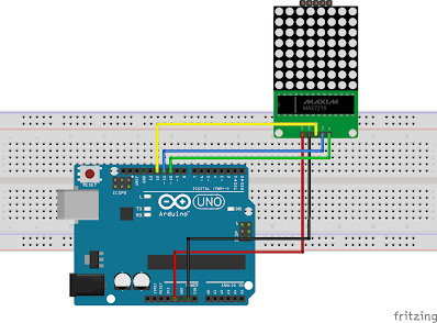 Pong Arduino connections