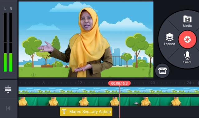 Aplikasi Untuk Membuat Video Pembelajaran di Android dan Laptop