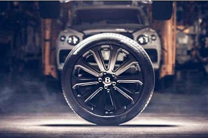 Velg Bentley Bentayga Dibuat Selama 5 Tahun..!!,Apa Keunggulanya.?