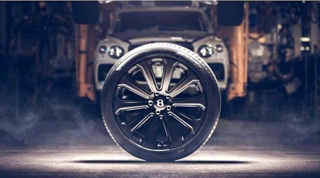 velg-serat-karbon-terbesar-mobil-mewah-Bentley-Bentayga