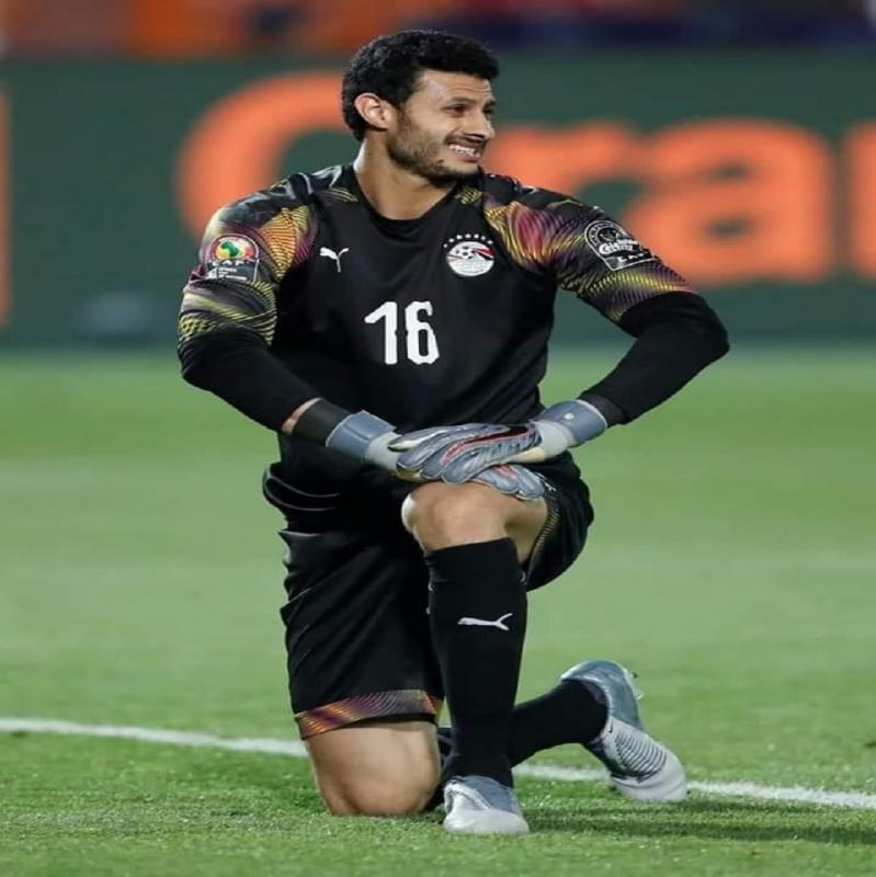 إعتذار محمد الشناوي لجمهور مصر العظيم بعد خروج المنتخب من البطولة