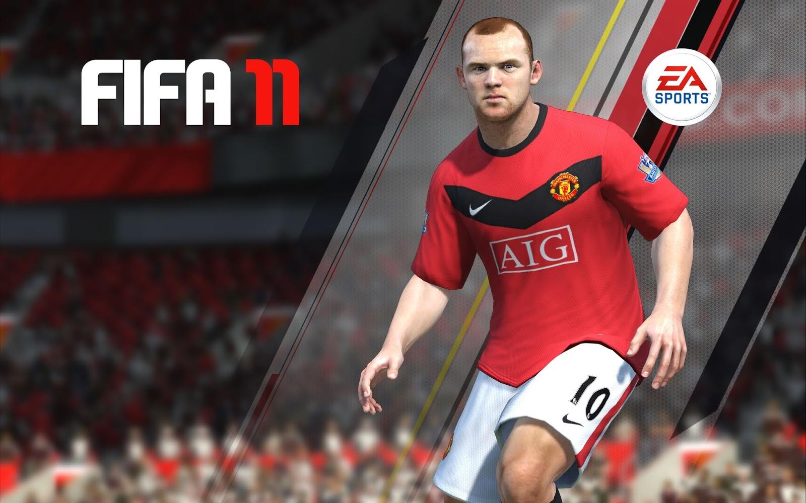 تحميل لعبة كرة القدم فيفا 11 - FIFA 11