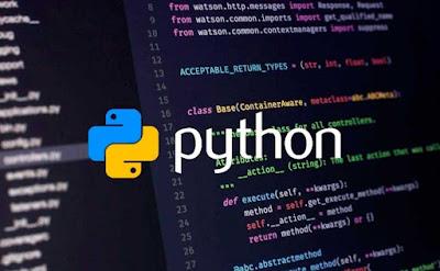 Write Python Program Code