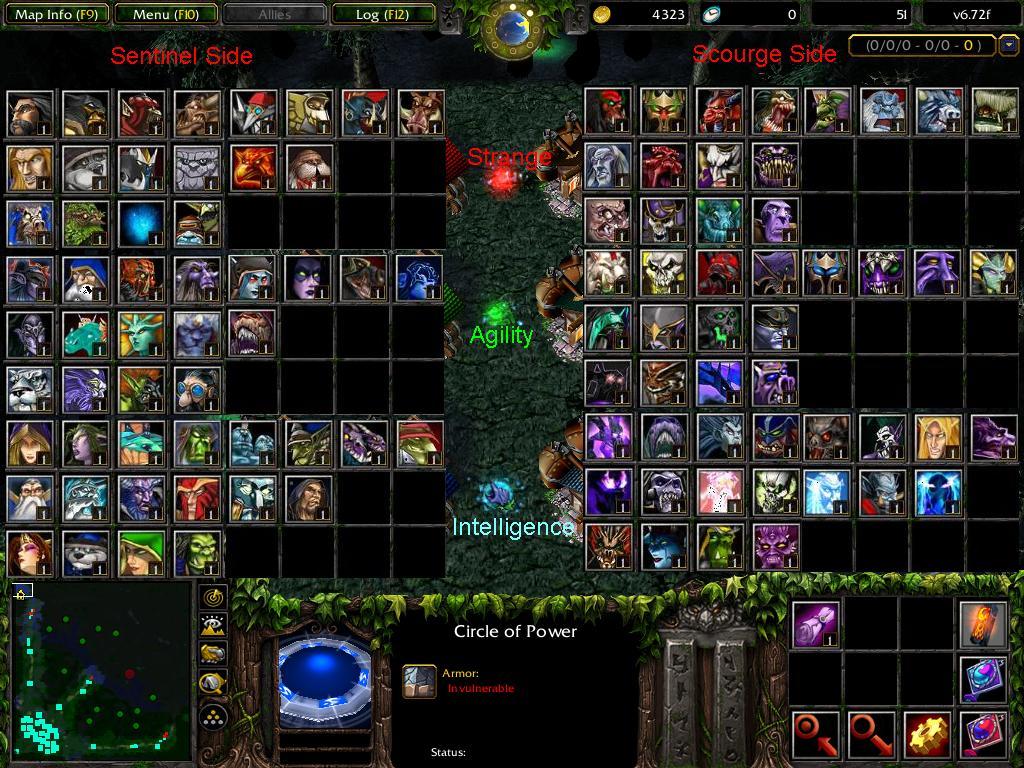 Games Guide For Newbie All Dota Heros