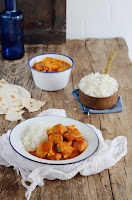 Pollo tikka masala by Jamie Oliver mi gran diversion
