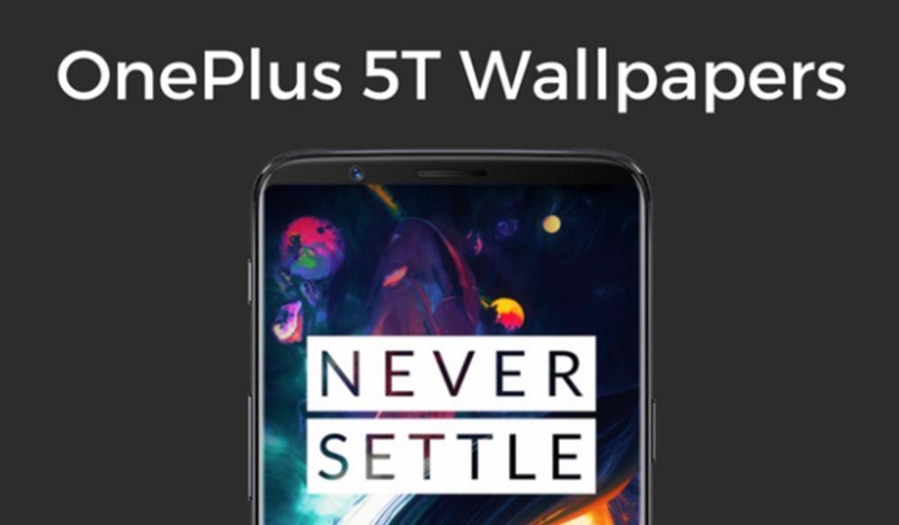 OnePlus 5T Duvar Kağıtlarını Ücretsiz İndirin