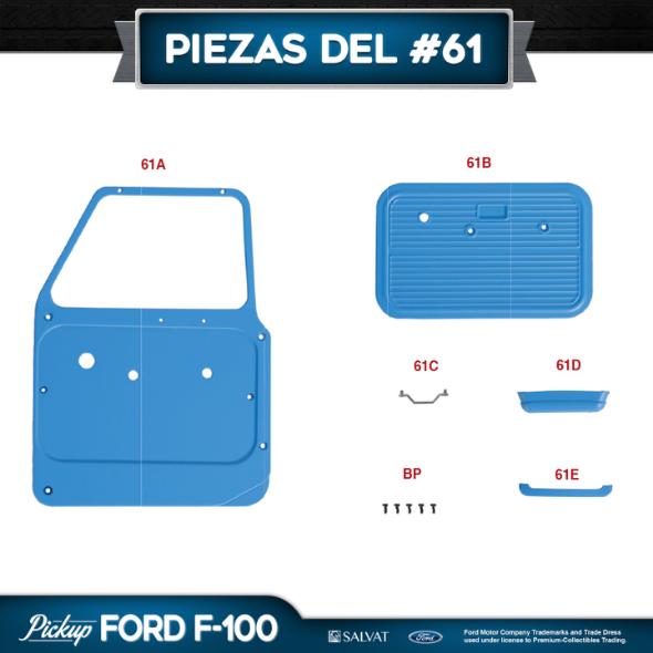 Entrega 61 Ford F-100