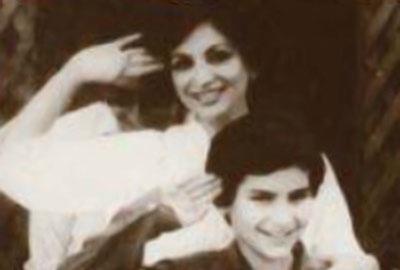 Saif Ali Khan Childhood Pics - Latest Bollywood News ...