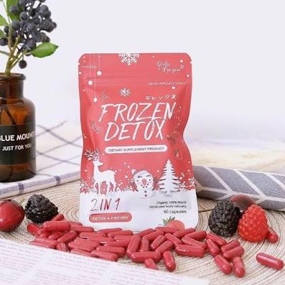 Frozen Detox 2 in 1