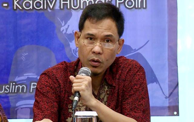 Munarman: Tak di Kertanegara 17 April, Ketum FPI Bingung Dipanggil Polisi