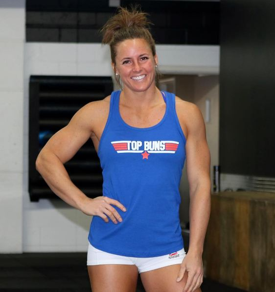 top 50 best crossfit girls 2018 notcooltobully