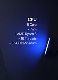 PS5 Specs