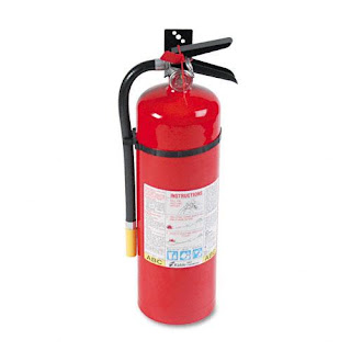 El extinguidor Kidde Safety
