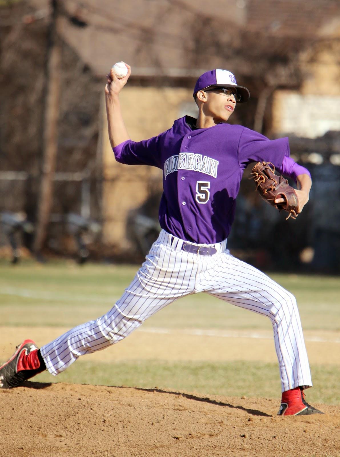 Mark Kodiak Ukena: IHSA Varsity Boys Baseball: Grayslake ...