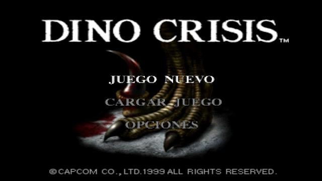Dino Crisis - Captura 2