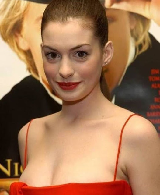 Hollywood Actress Anne Hathaway  Photos