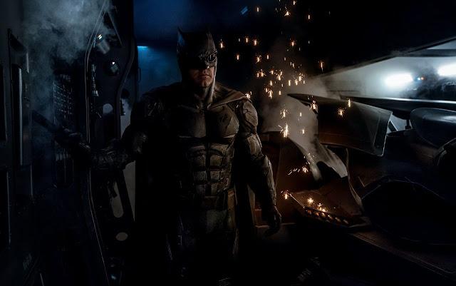 """Affleck diz que não fará o filme do """"Batman"""" se o roteiro não for ótimo"""