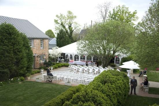Small Wedding Venues Virginia